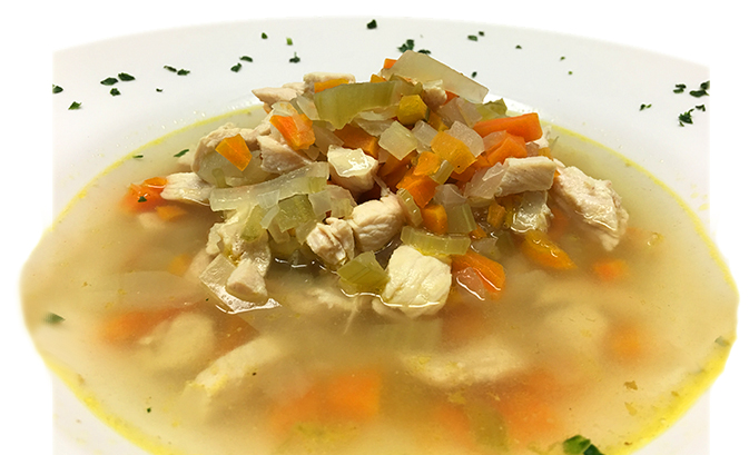 real soup